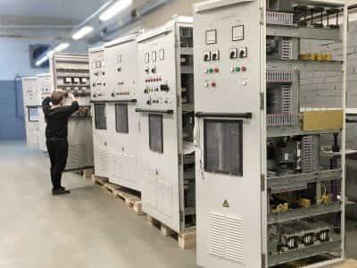 Сборка щитового оборудования НКУ