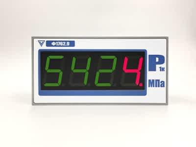 Цифровые амперметры и вольтметры Ф1762.9