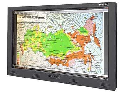 Видеомониторы плоскопанельные ВМП1225-АД фото