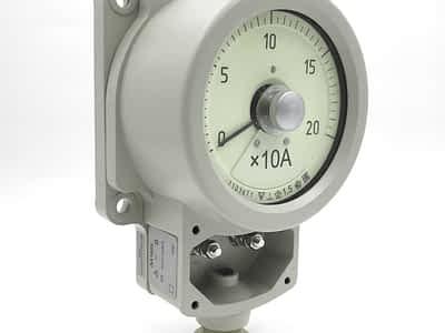 Амперметр постоянного тока герметичный ЭА1605
